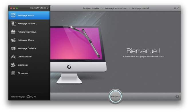 analyse rapide mavericks