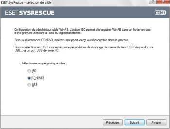 eset smart security 7 Eset Sysrescue
