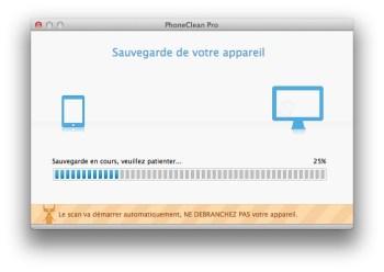 nettoyer un iPhone ou iPad nettoyage en profondeur ipad backup