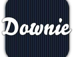Downie app