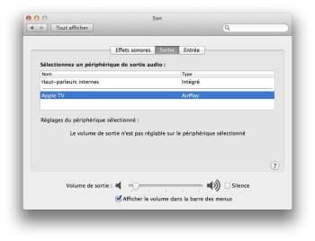 apple tv airplay audio