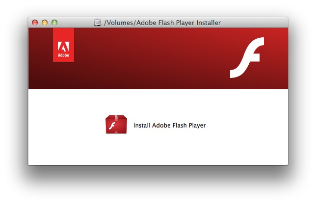 installer Flash pour Mavericks installer flash mac