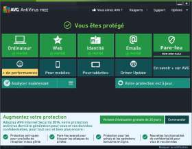 test AVG AntiVirus FREE 2014