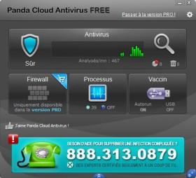Panda Cloud Antivirus Free 2014