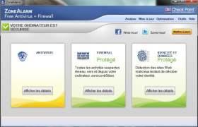 test Zone Alarm Free Antivirus 2014