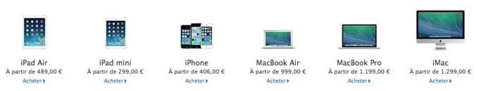 Apple 12 mois sans frais