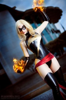 Ms Marvel EnjiNight