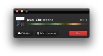 facetime audio conversation