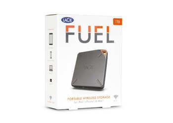 lacie fuel coffret
