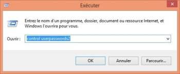 lancer windows 8 sans mot de passe