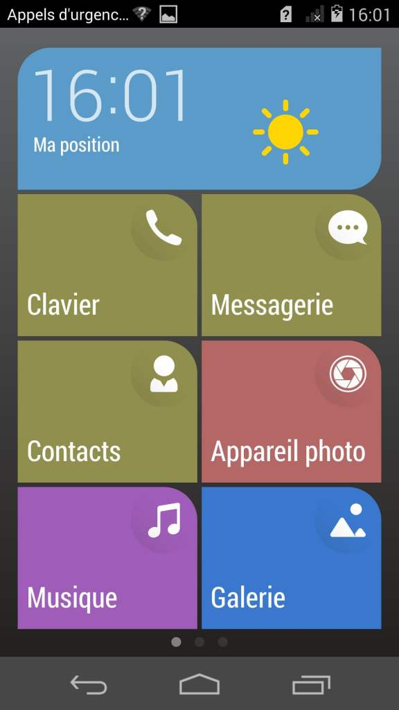 honor 6 interface simple