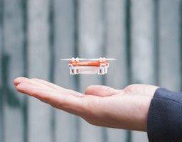 skeye nano-drone test