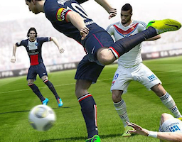 FIFA15 best goals of 2014