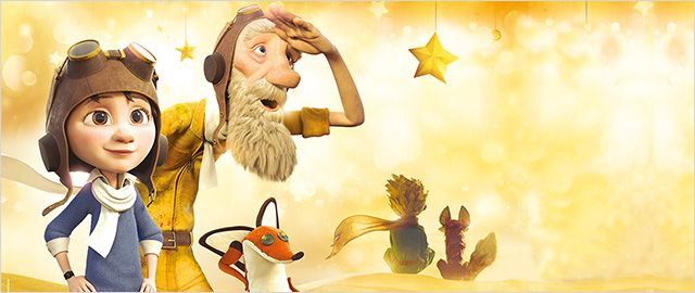 Petit Prince 2015, personnages