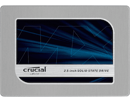 Crucial MX200 SSD test