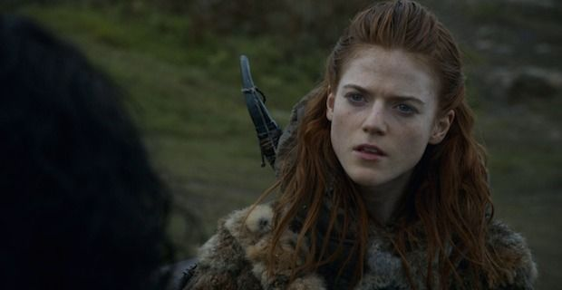 The Last Witch Hunter : Rose Leslie