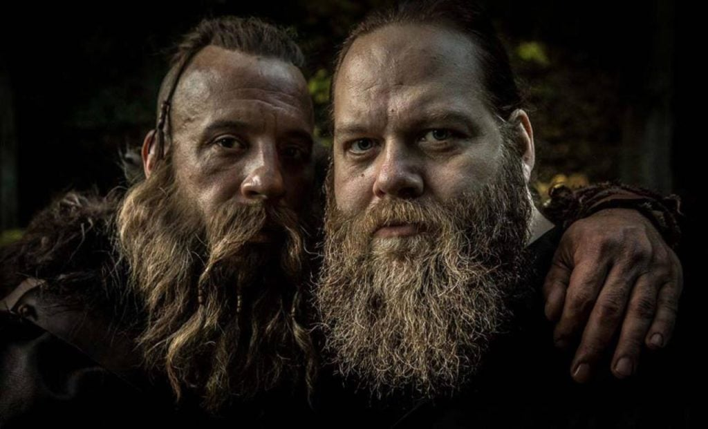 The Last Witch Hunter : Vin Diesel avec une barbe