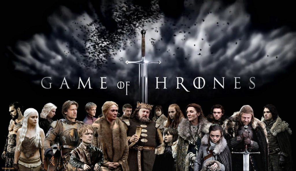 Betaseries : Games of Thrones