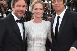 Sicario Benicio Del Toro, Denis Villeneuve, Emily Blunt
