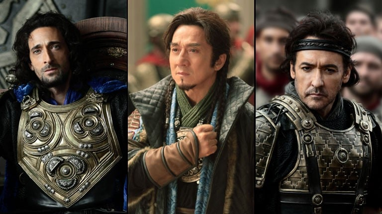 Dragon Blade : trio