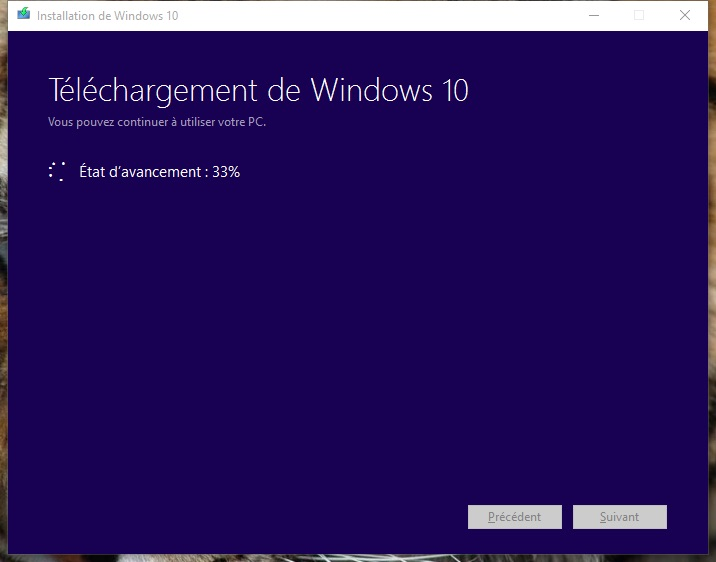 usb windows 10 telechargement de windows 10