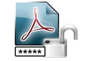 pdf sur mac ajouter supprimer un mot de passe