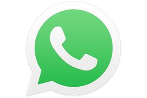 WhatsApp Mac ios