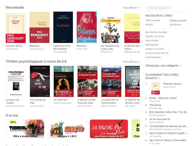 carte cadeau apple ibooks store tutoriel