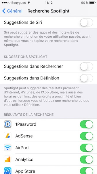 ios 10 lent stopper siri