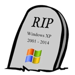 ransomwares remplacer windows xp