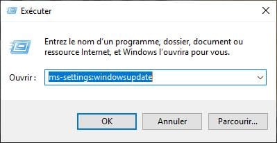 Telecharger Windows 10 May 2019 Windows Update ligne de commande