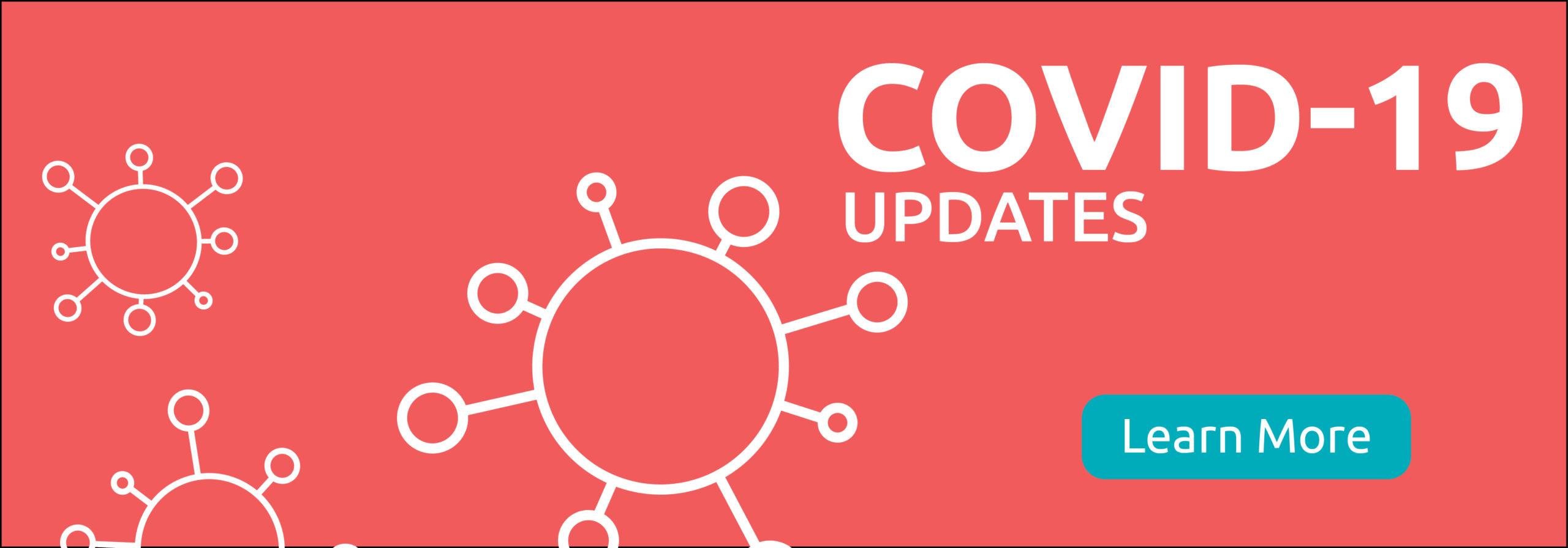 Covid Update Carousel