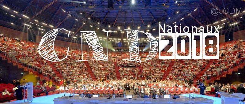 Résultats CND nationaux 2018