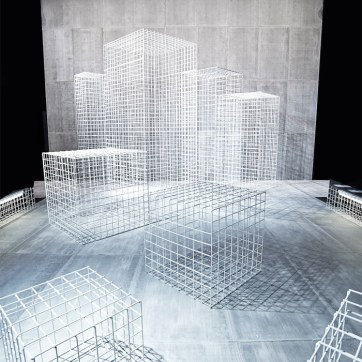 Lacoste NY Fashion Week. Designed and Produced by BureauBetak. Built by JCDP