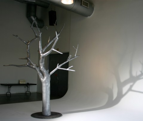 11' Tree designed for The Armitage Ballet and built by JCDP