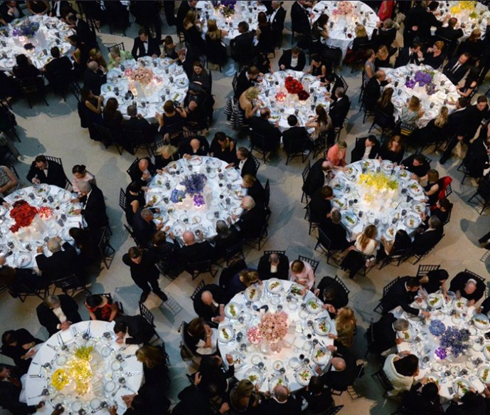 Dior Guggenheim International Gala 2014. Designed and Produced by BureauBetak. Built by JCDP