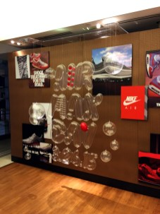 Designed and Produced by Nike and Tangram Int. Built by JCDP