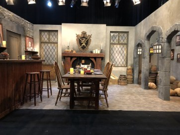 Empotter Strikes Back Set. Designed by Studio C, Built and Scenic by JCDP