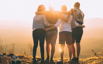 5 žingsniai, kaip rasti bendraminčių draugų.