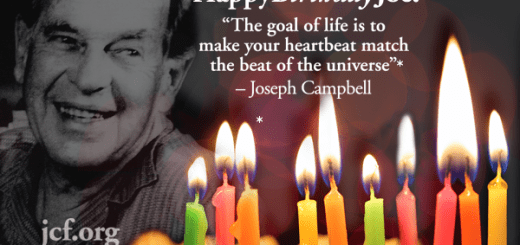 Happy Birthday, Joseph Campbell!