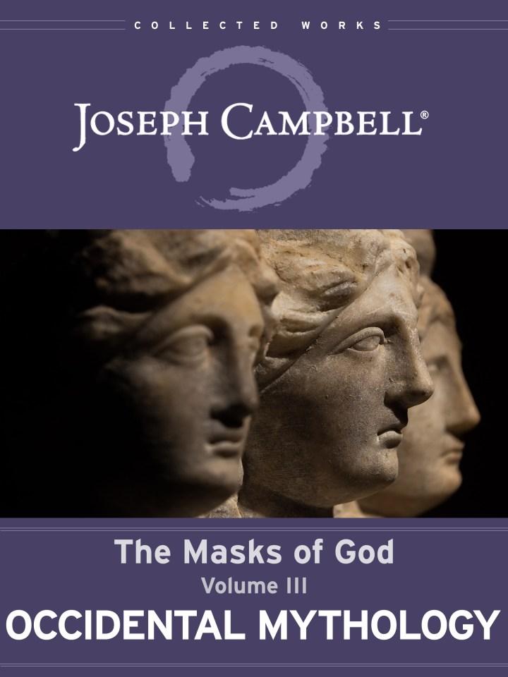 Masks of God volume 3 Occidental Mythology cover