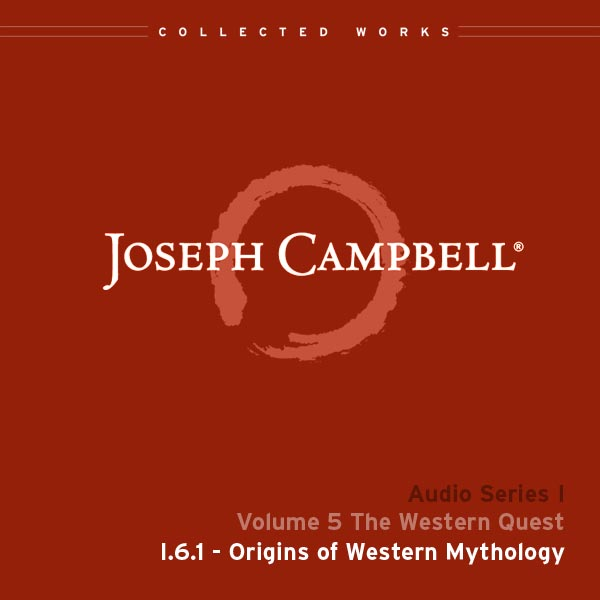 Audio: Lecture I.6.1 - Origins of Western Mythology