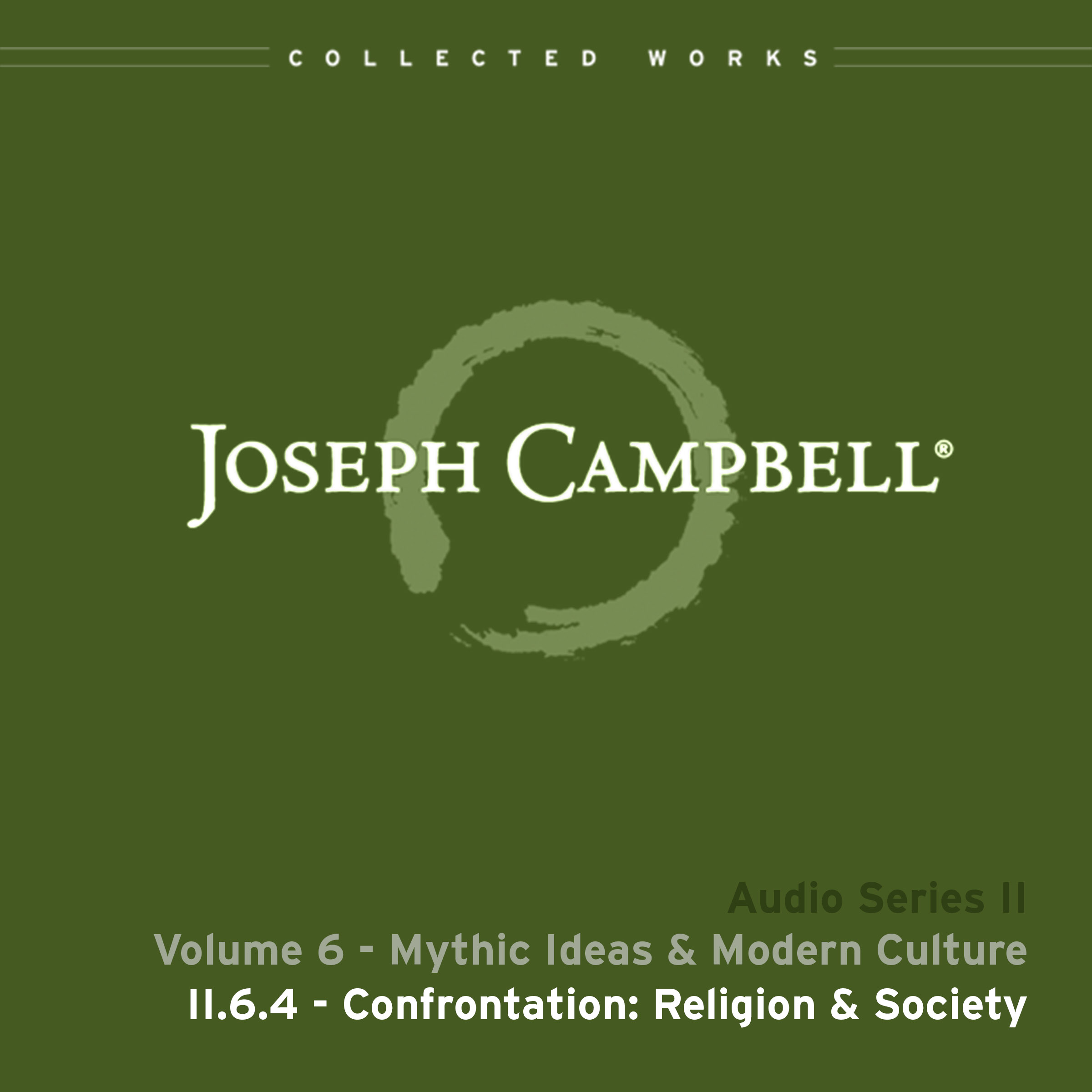Audio: Lecture II.6.4 - Confrontation - Religion & Society