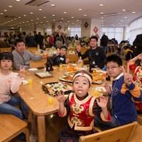 2/7 北区日中春節餃子パーティ 活動リポート