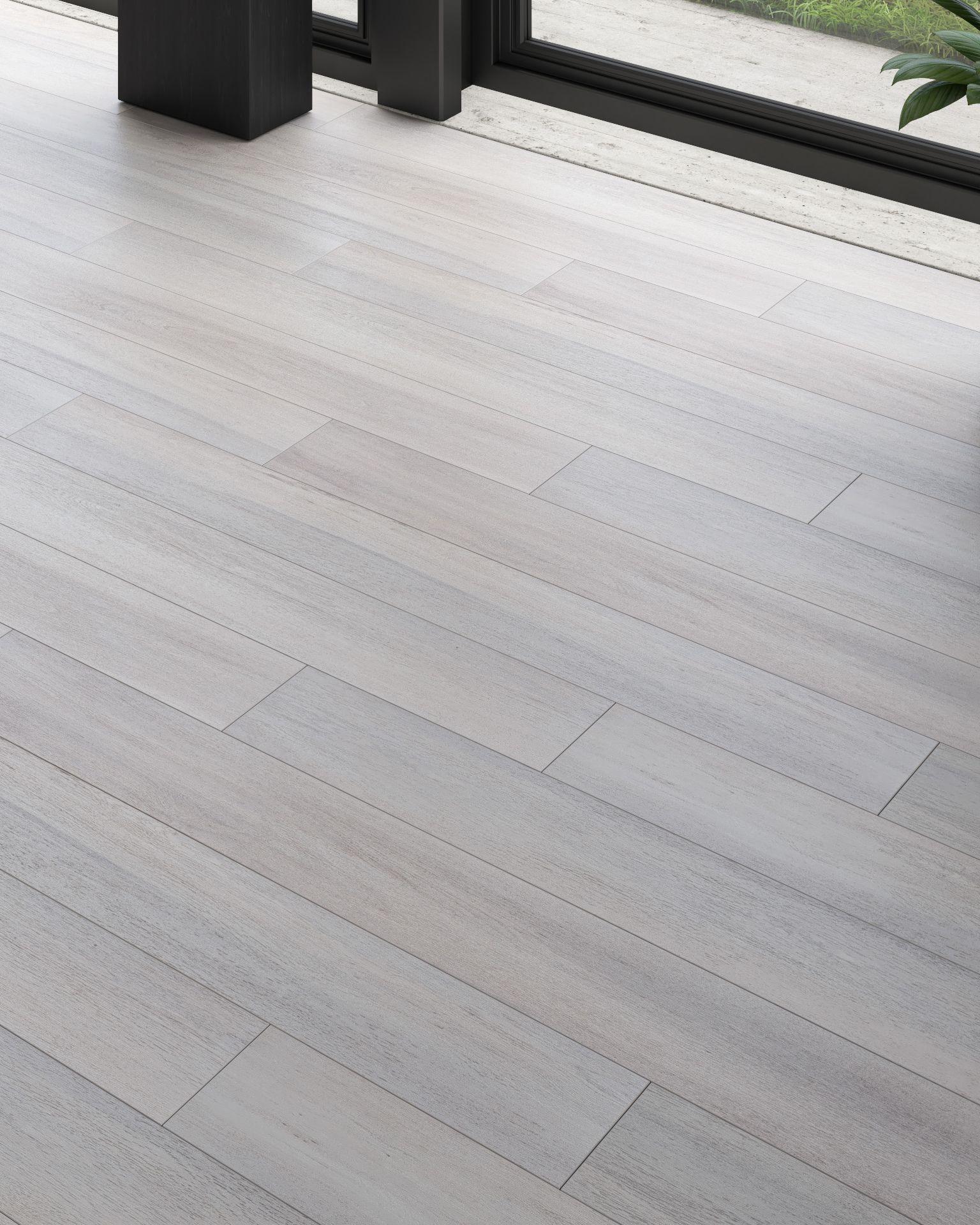 guayacan beige 8 x 48 porcelain wood look tile
