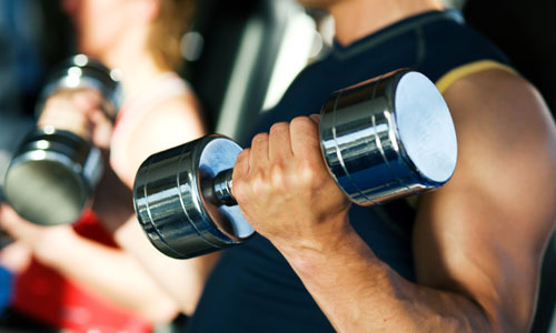 GRIT Training Fitness Class