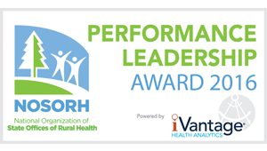 Named a Performance Leader by iVantage in 2016