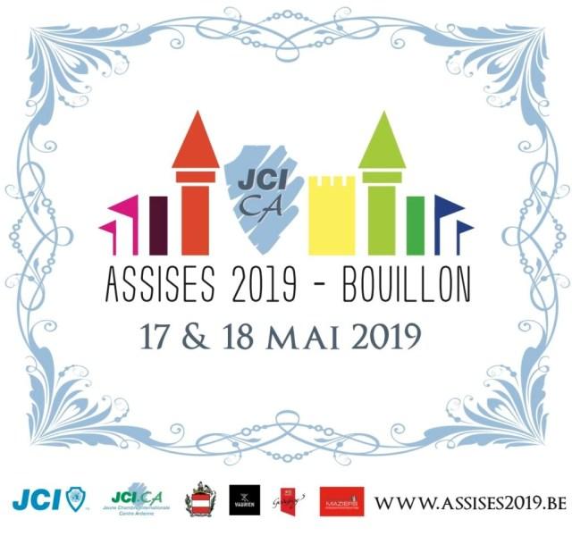 Les Assises JCI 2019 à Bouillon
