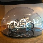 Bulle igloo BMW