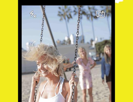snapchat app